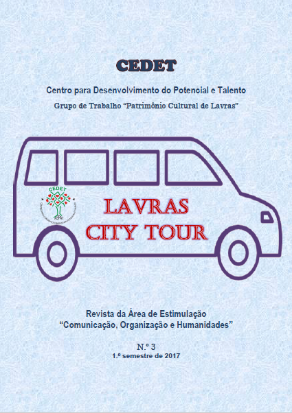 Lavras City Tour