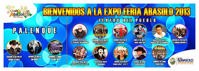 programa Feria Abasolo 2013