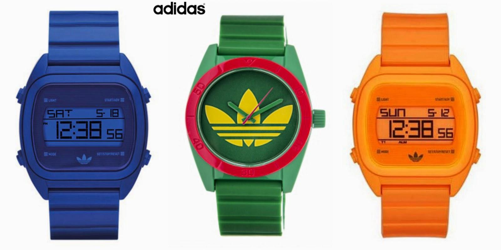 Relojes Adidas Thader