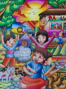 Image Result For Contoh Gambar Mewarnai Hilo School