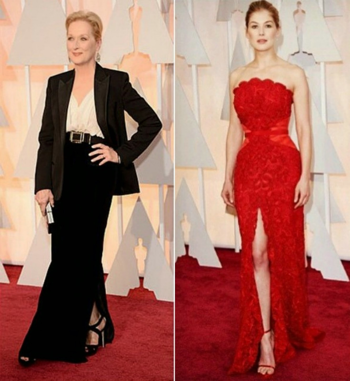 Looks Oscar 2015