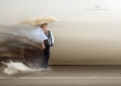 Suliman AL Mawash Surreal Old Man