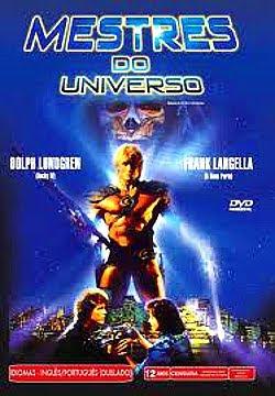 Filme Poster Mestres do Universo DVDRip XviD Dual Audio & RMVB Dublado