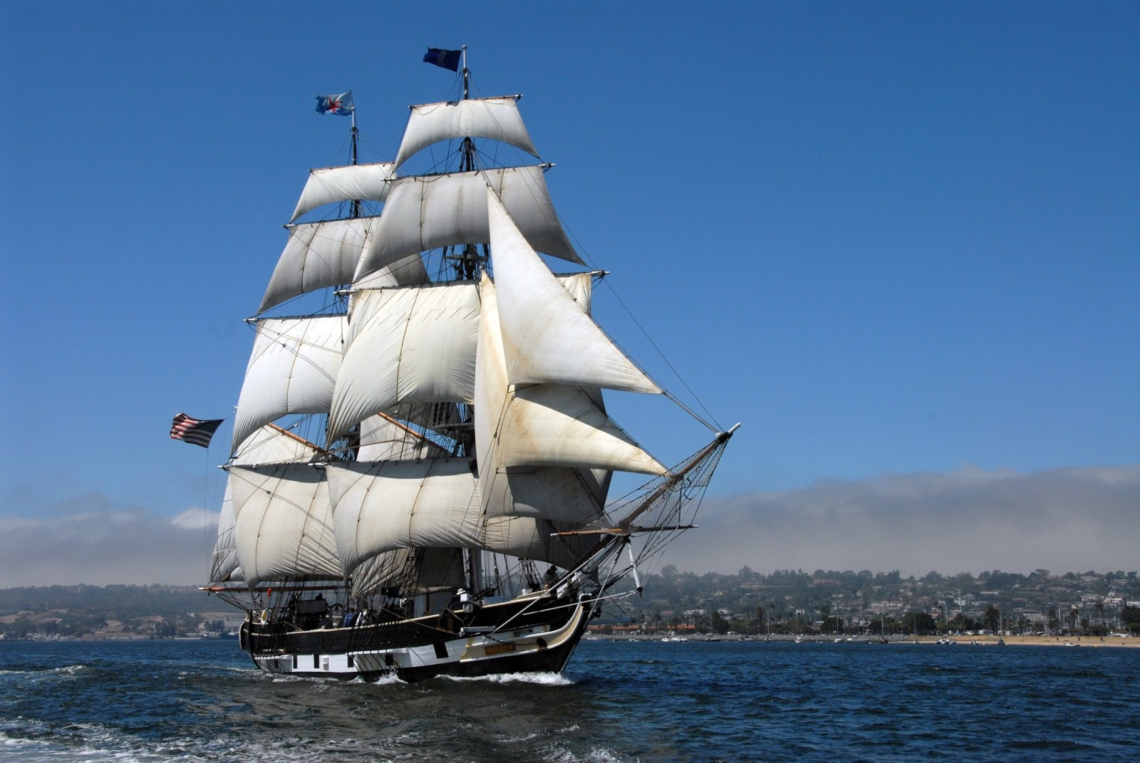 The Overleaf: Two Years Before the Mast