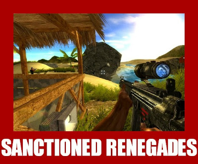 sanctioned renegades - jogo de fps que roda no browser