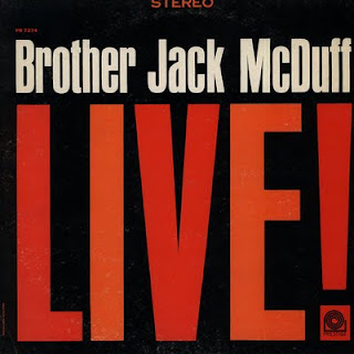 BROTHER JACK McDUFF - LIVE ! (1965)