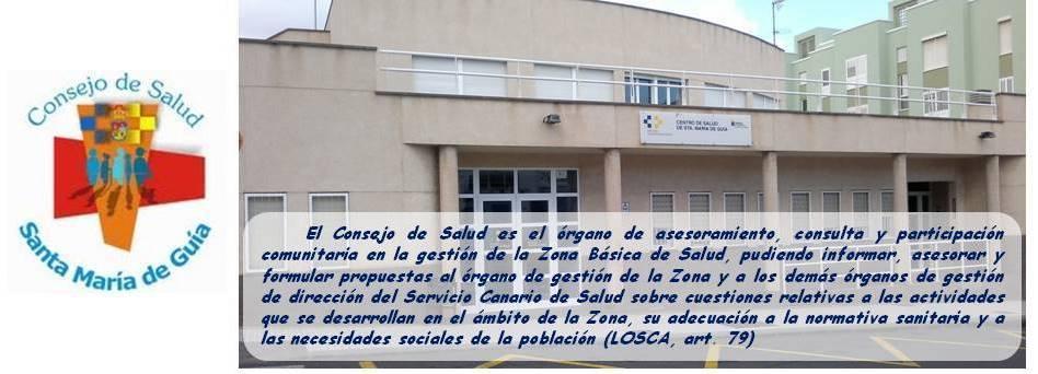 Consejo de Salud de Santa María de Guía