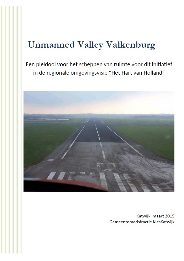 Unmanned Valley Valkenburg