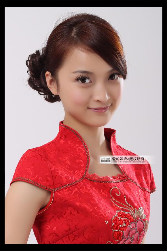 Malem Makin Hot Cantik Bergaun Merah