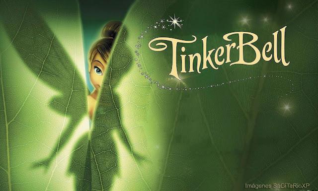 TinkerBell escondida