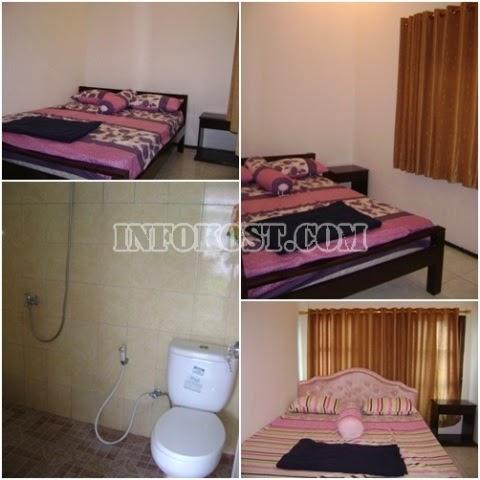 cheap guest house at yogyakarta