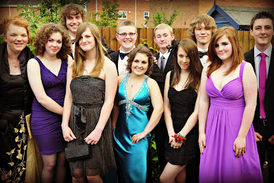 prom, teenagers