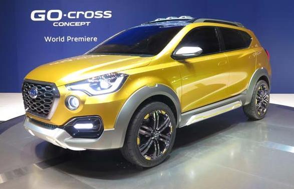Datsun Go Cross jadi Mobil Ketiga Datsun di Indonesia ...