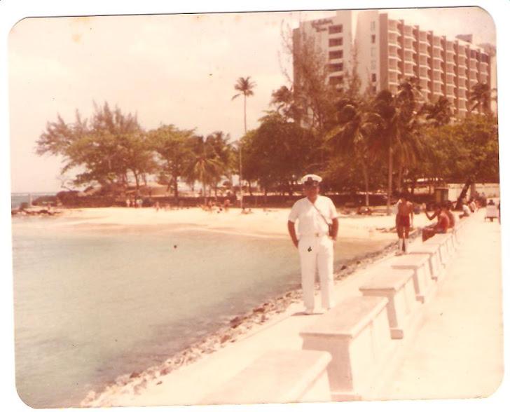 César Rivera - El Condado - Puerto Rico - Año 1983