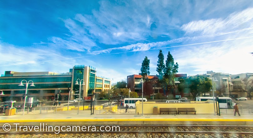 During my stay in California, I was in love with this blue sky. Weather was always refreshing.