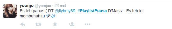 #PlaylistPuasa