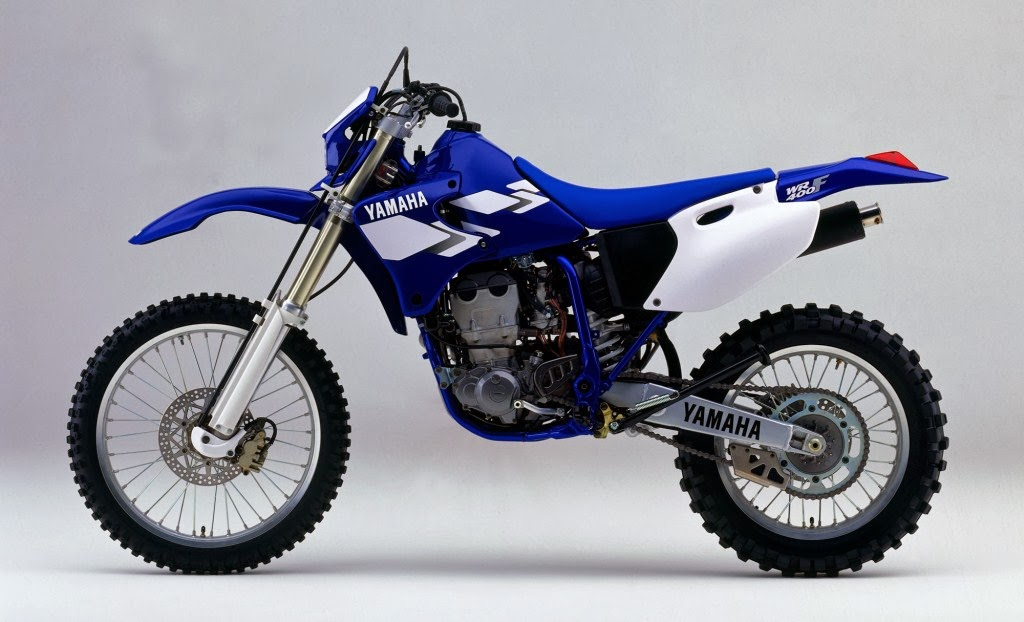 yamaha dirt bikes images - photo #13