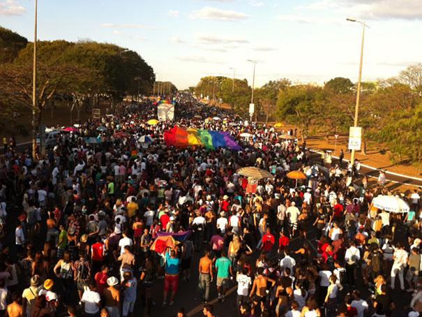 Em 2011, Evento teve público de 50 mil segundo organização (Foto: Rafaela Céo)
