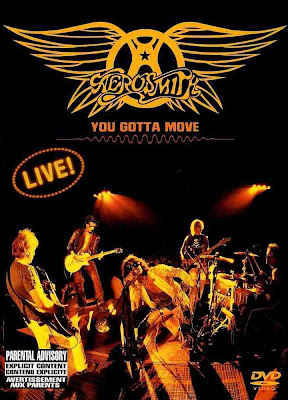 Aerosmith - You Gotta Move - DVDRip