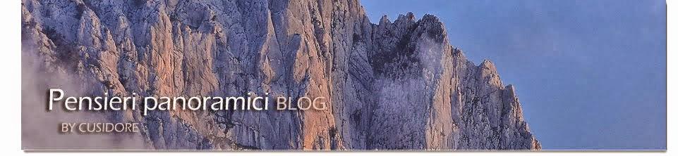 """Pensieri panoramici: """"Cusidore's Blog"""""""