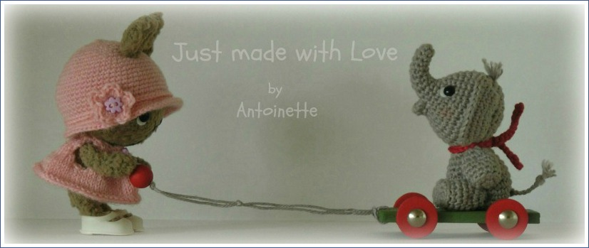 Just made with love by Antoinette