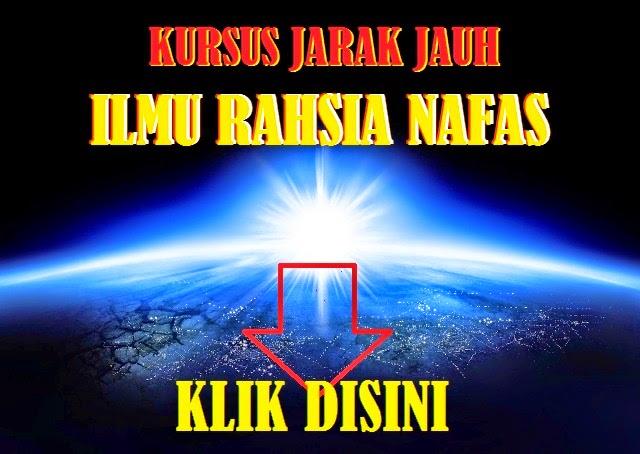 KURSUS ILMU RAHSIA NAFAS