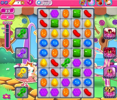 Candy Crush Saga 913