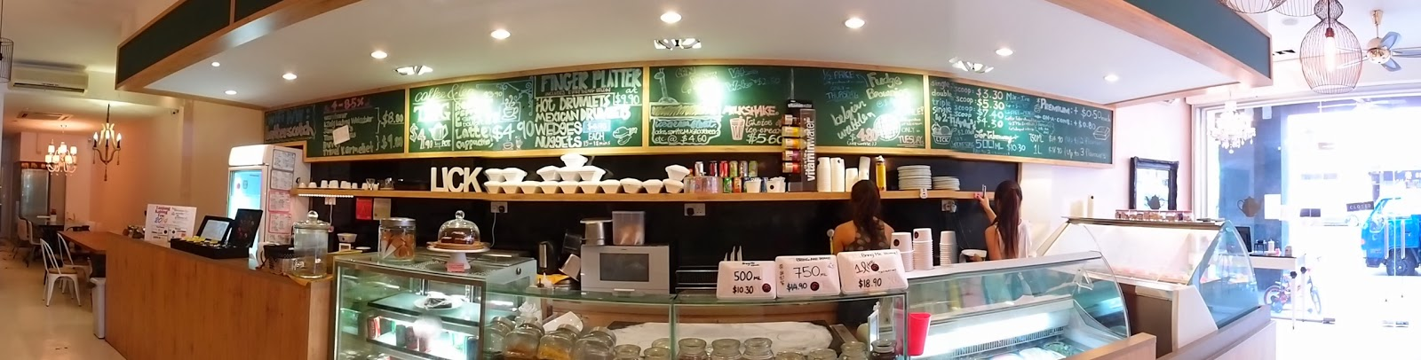 Tanjong Katong Singapore Cafe