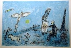 Chagall - Música y danza