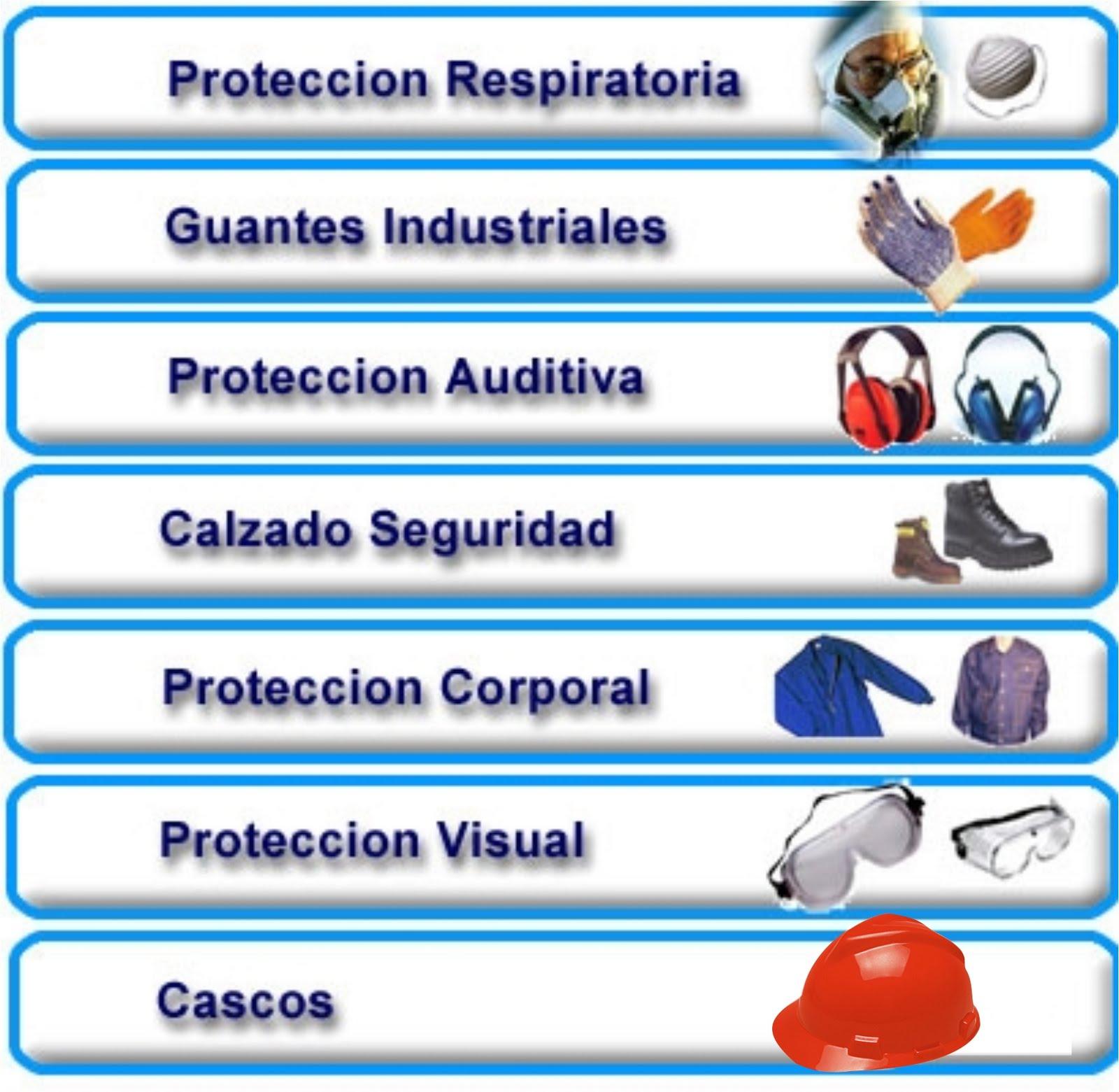 Elementos De Protecci U00f3n Personal  Elementos De Proteccion