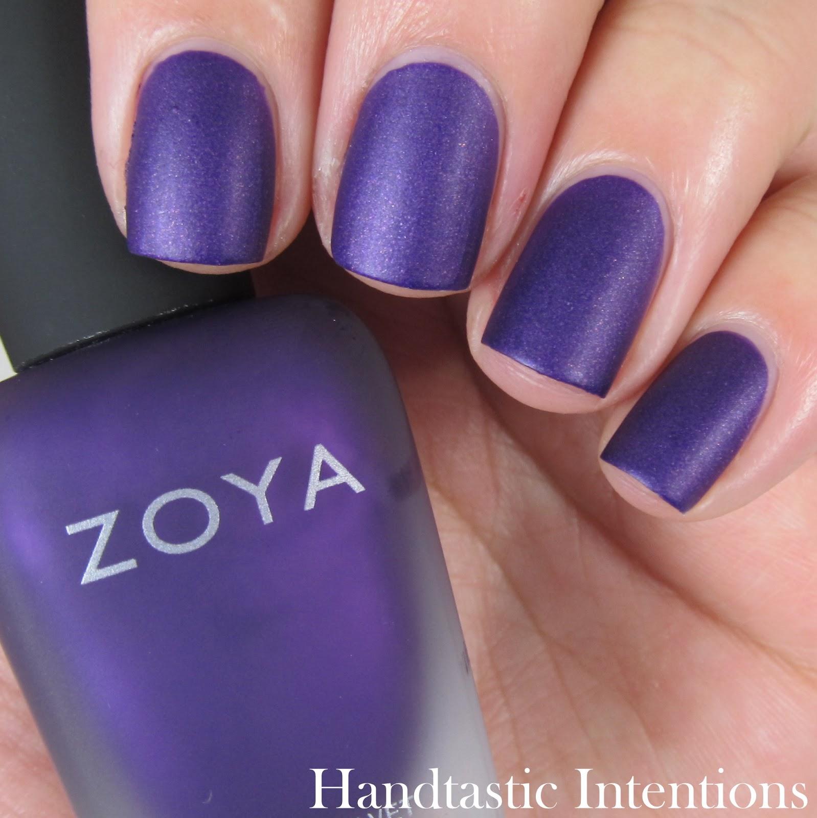 Zoya-Savita-Swatch