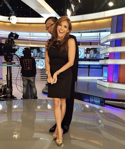 Gretchen Fullido And Ted Failon Relationship