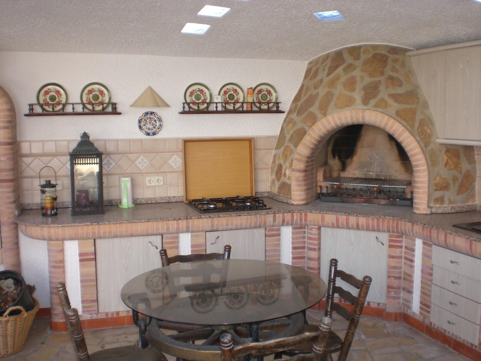 Shambhala 06 mar 2012 - Cocinas de exterior con barbacoa ...