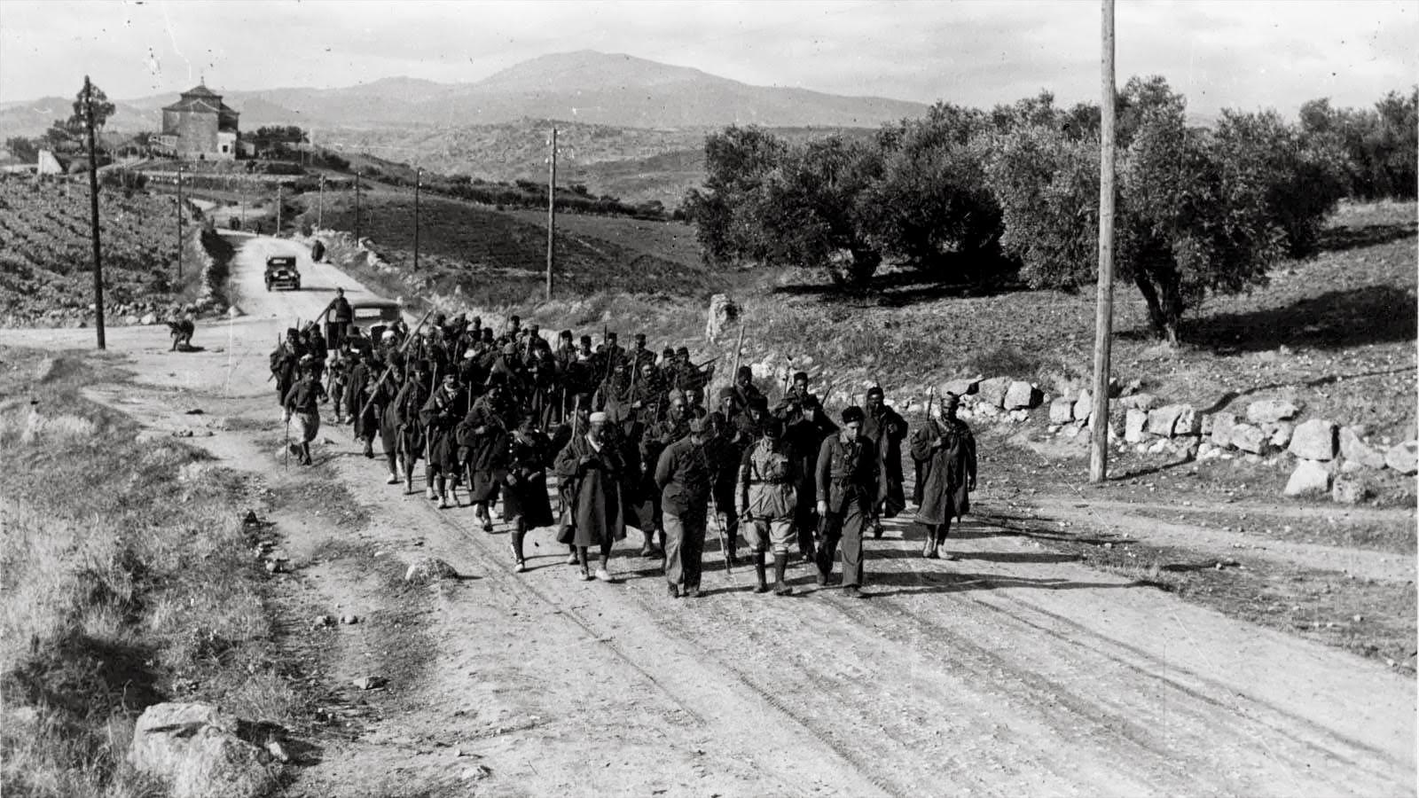 Tres Culturas: La Ofensiva sobre Toledo en la Guerra Civil española