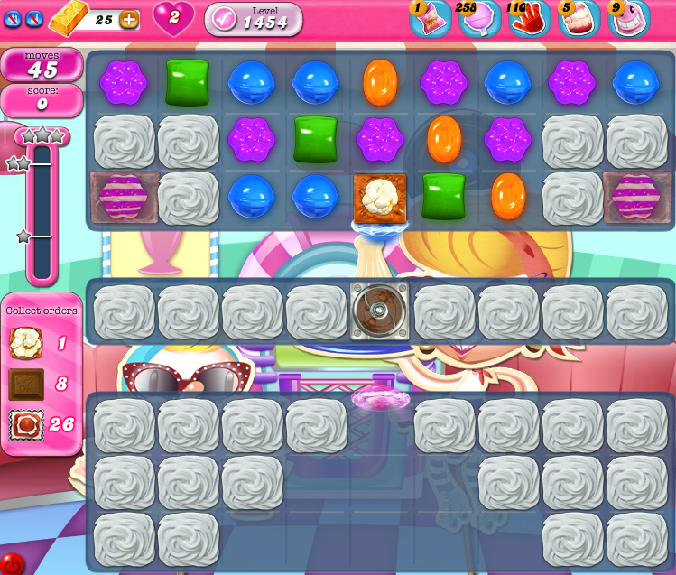Candy Crush Saga 1439