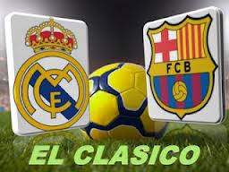 Hasil, Pertandingan, Real Madrid, Barcelona
