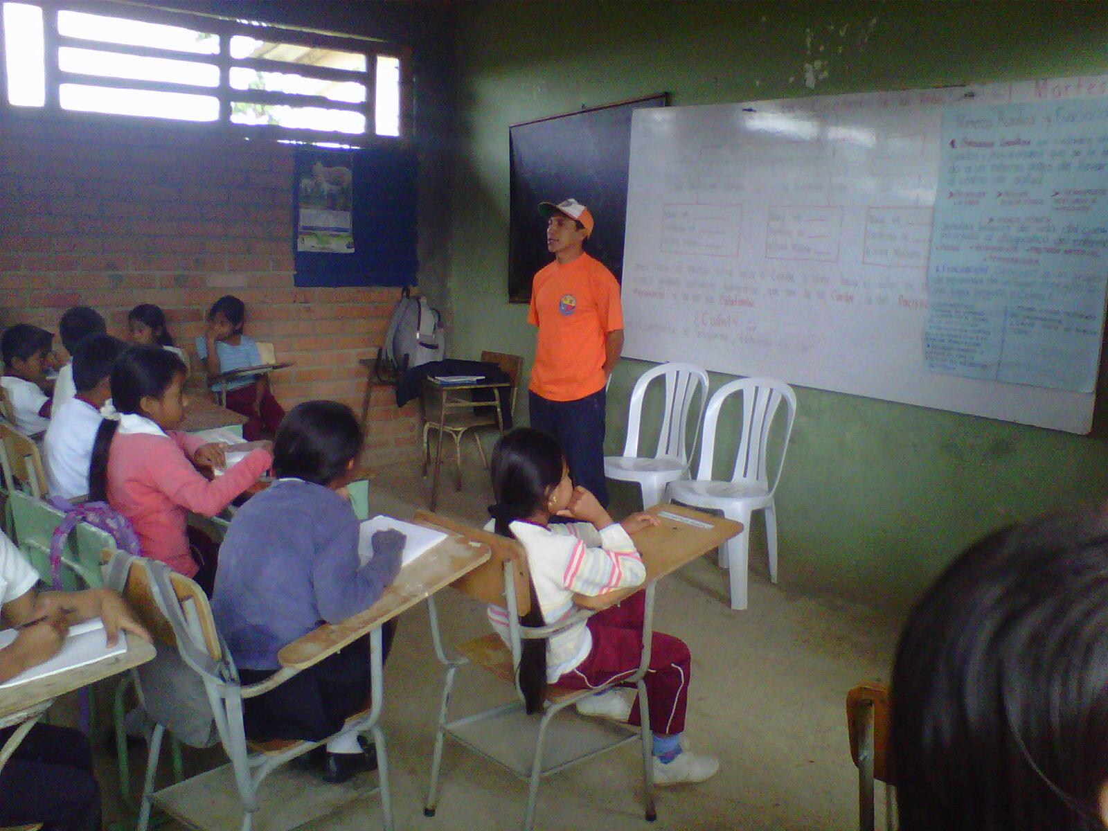 Proyectos Sociocomunitarios Solidarios en la escuela
