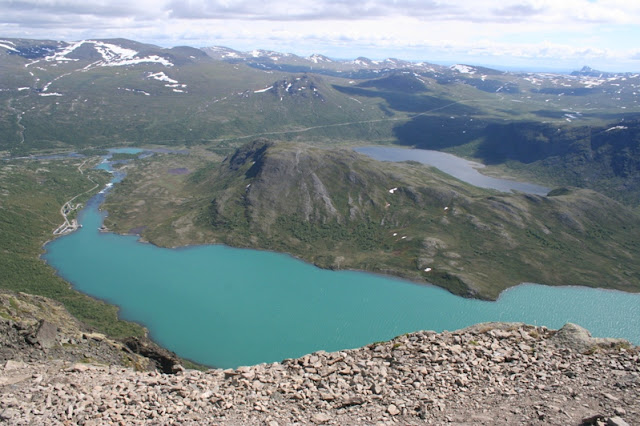 Arista Besseggen o Besseggen Ridge