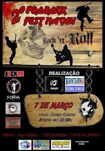 2º PRÓ-ROCK FEST