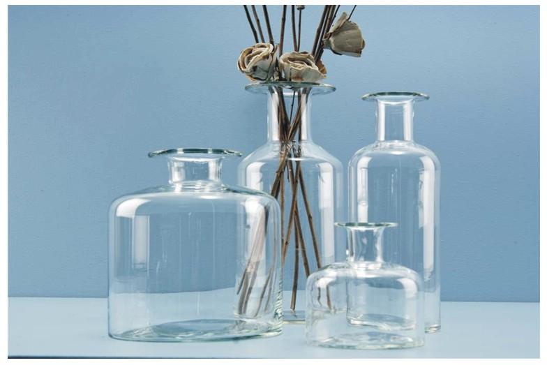Housewarmings design apothecary jars simple easy modern for Modern apothecary jars