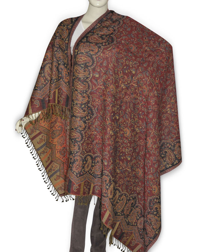 shawls scarves stoles kashmir woolen shawls