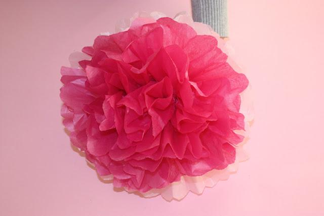 Flores En Papel Seda Paso A Paso | newhairstylesformen2014.com