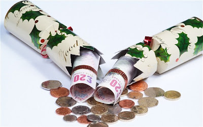 christmas, current affairs, Currency Exchange, Cracker