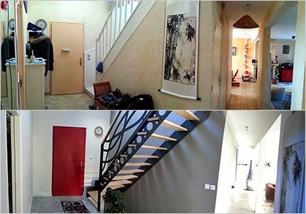 Aménagement escalier 78