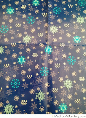 Mad For Mid Century Vintage Wrapping Paper