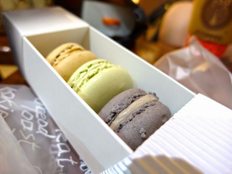 Lavender Macaroons AEON Tebrau City lunarrive A day in JB Malaysia