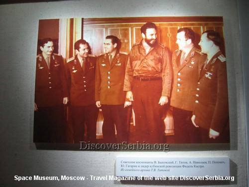 Cosmonaut Jurij Gagarin