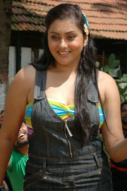 Latest South Namitha Images