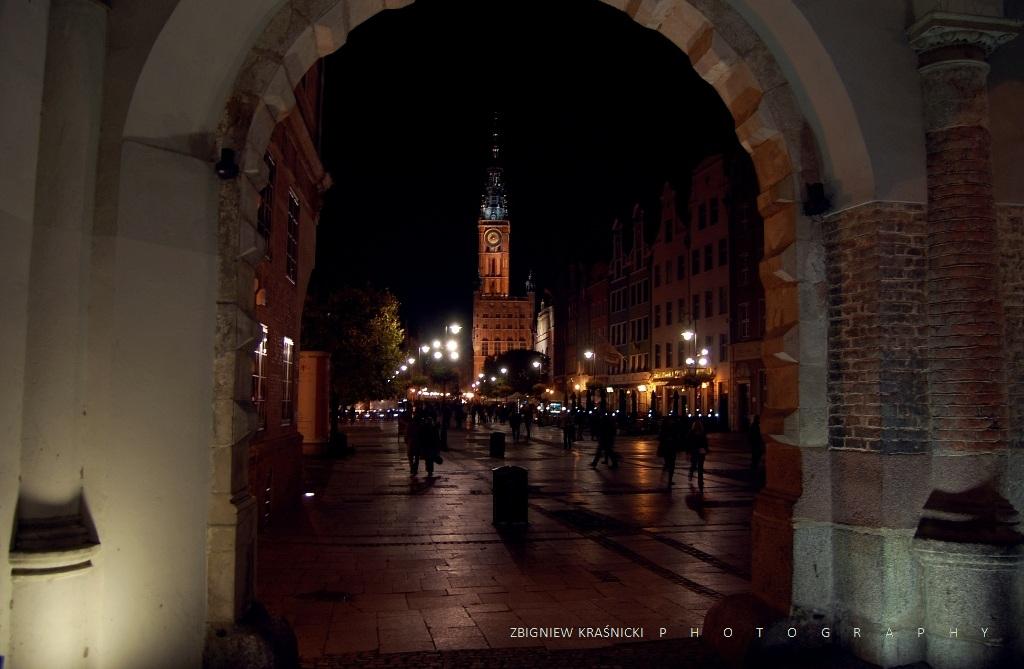 Gdańsk po godzinach