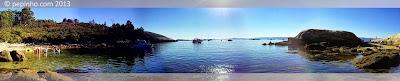 Playa do Faro (A Illa de Arousa)